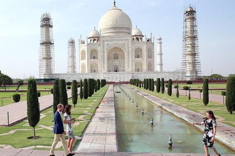 . Agra (India), 16/04/2016.- Britain
