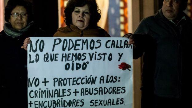 Los abusos tienen en crisis a la iglesia Católica chilena. (GETTY IMAGES)
