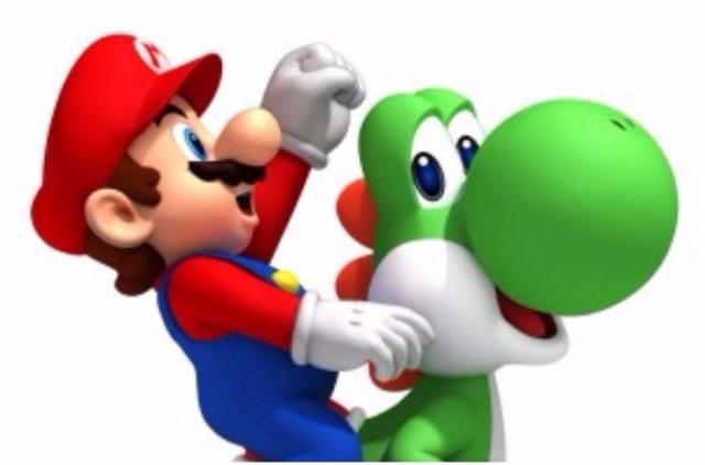 Yoshi es uno de los personajes más queridos de los seguidores de Nintendo. (Foto Prensa Libre: images2.fanpop.com)
