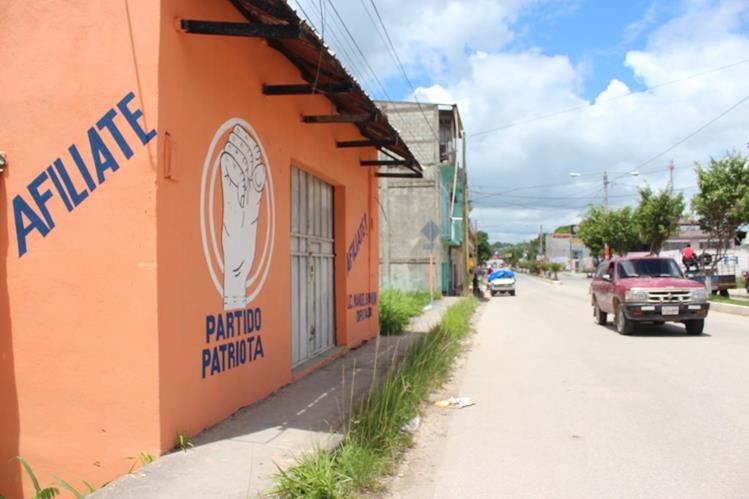 El TSE emite sanciones por campaña anticipada. (Foto Prensa Libre: Hemeroteca PL)