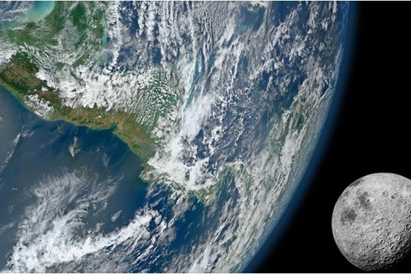 <p>Cicatrices en la Tierra revelan la edad exacta de nuestro satélite.<br></p>