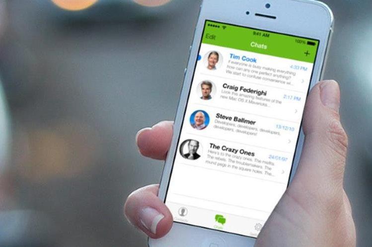 WhatsApp es el servicio de mensajería más utilizado en el mundo. Tiene 1 mil millones de usuarios activos. (Foto: Hemeroteca PL).
