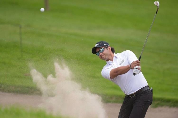 José Toledo es el único representante de Centroamérica en el PGA Tour Latinoamérica. (Foto Prensa Libre: Cortesía José Toledo)