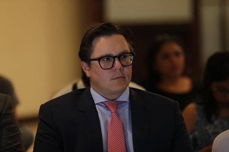 Juan Carlos Tefel, presidente de la Cámara de Industria de Guatemala (CIG). (Foto, Prensa Libre: Hemeroteca PL).