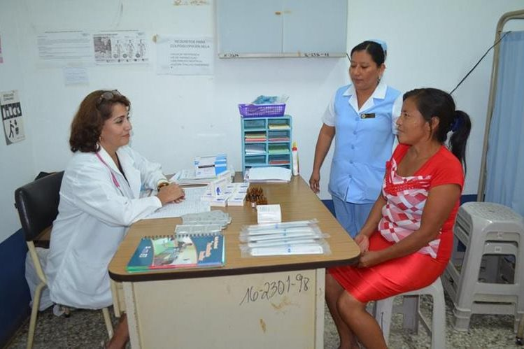 El uso de métodos de planificación familiar subió en el área rural. (Foto Prensa Libre: Hemeroteca PL)