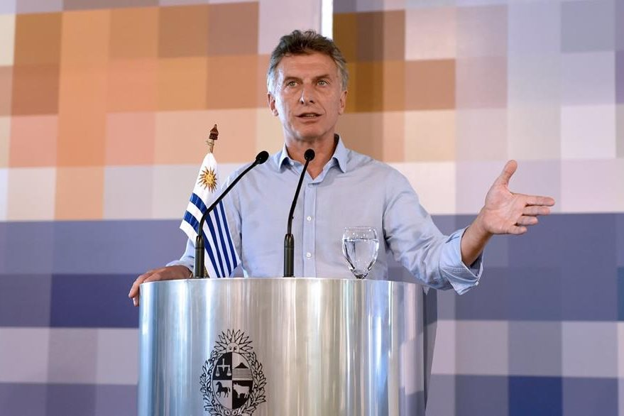 Mauricio Macri lleva un mes al frente del gobierno argentino. (AFP)