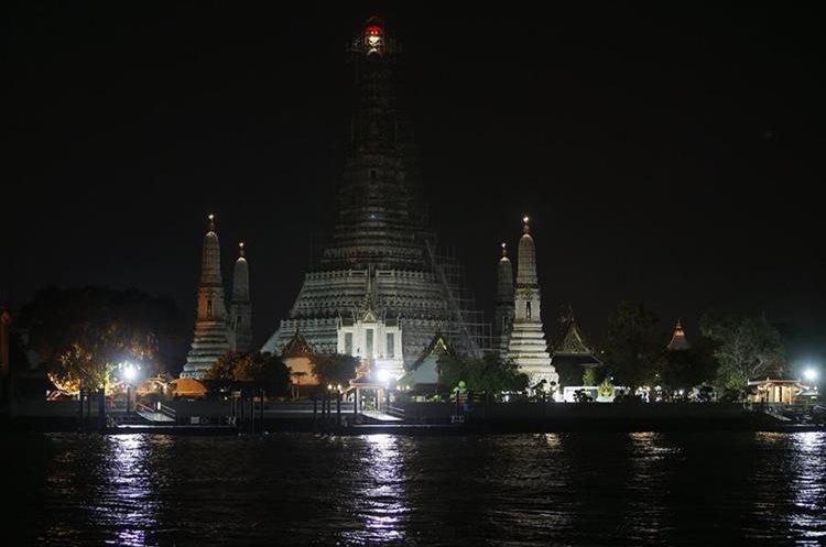 Bangkok, Tailandia, se une a cruzada en favor del planeta. (Foto Prensa Libre: EFE)