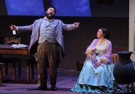 Mario Chang presenta la obra de Giacomo Puccini.