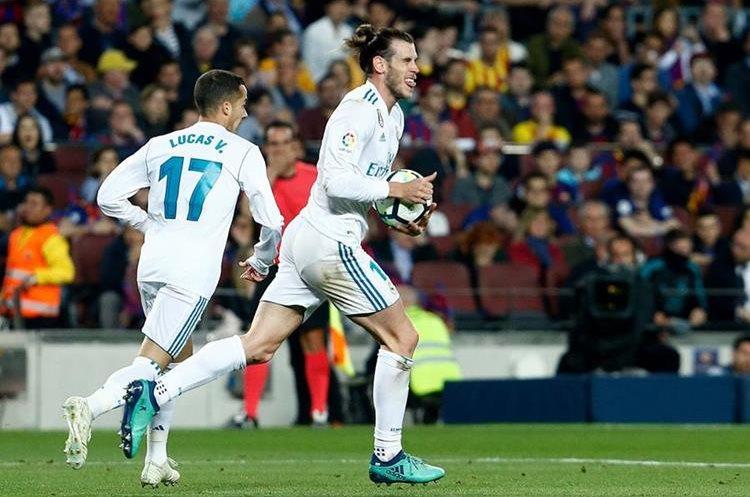 Gareth Bale no vive su mejor momento con el Real Madrid. (Foto Prensa Libre: AFP)