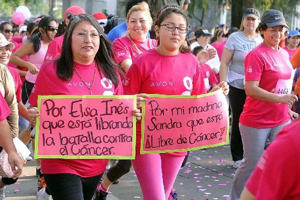 Mensajes Alusivos    sobre la lucha contra el cáncer