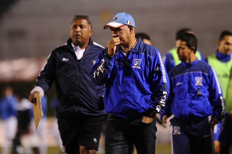 Water Claverí se convertirá a partir de hoy en el nuevo técnico de la Selección Nacional. (Foto Prensa Libre: Hemeroteca)