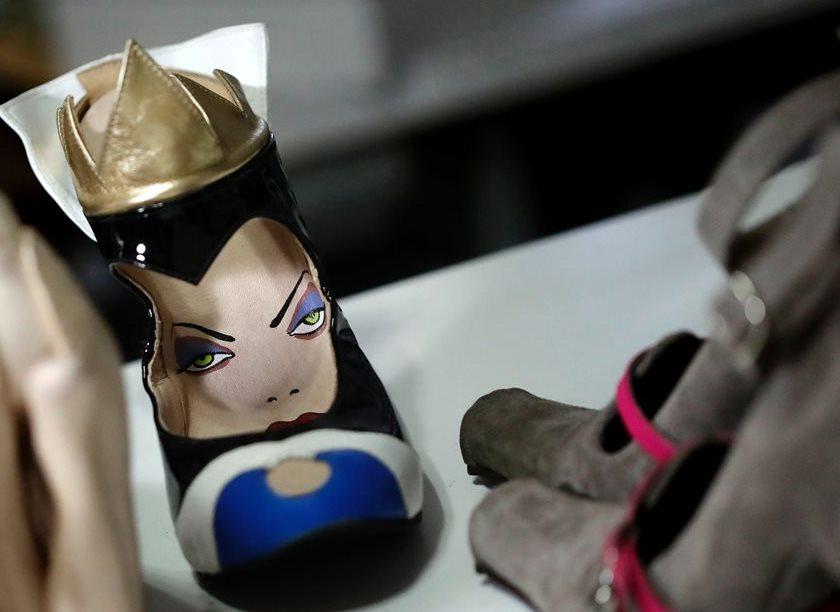 Los diseños de Levi se caracterizan por su originalidad y excentricidad. (Foto Prensa Libre: AFP).