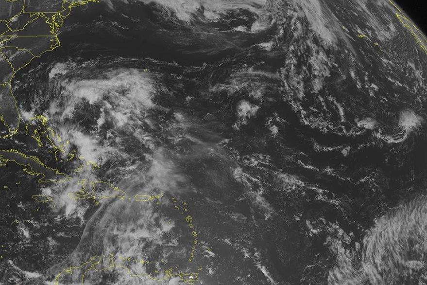 La NASA sigue la trayectoria de depresión tropical. (AP)