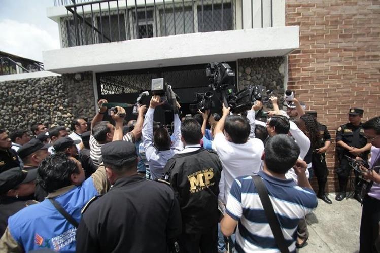 Un informe del Inacif estableció que Ríos Montt tenía problemas de salud y psicológicos que le impedían continuar con el proceso legal (Por Prensa Libre: É. Avila)