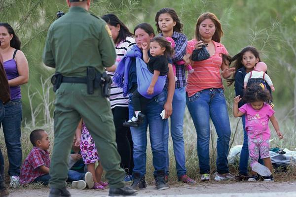 El programa busca que niños hagan el viaje hacia Estados Unidos de manera ilegal. (Foto Prensa Libre: Hemeroteca PL)