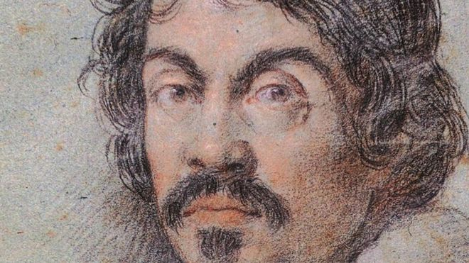 Caravaggio murió prófugo de la justicia. WIKIPEDIA