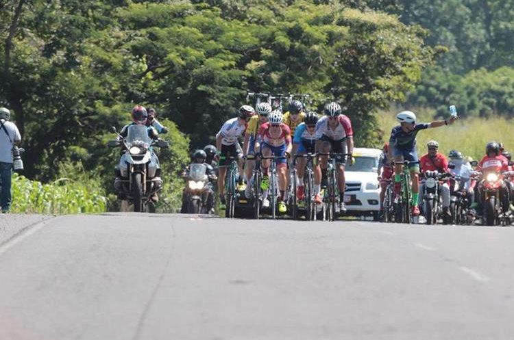 La Vuelta está por llegar a Retalhuleu.