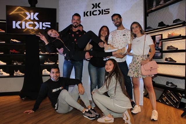 Kicks: La primera tienda de zapatos en el país con estilos