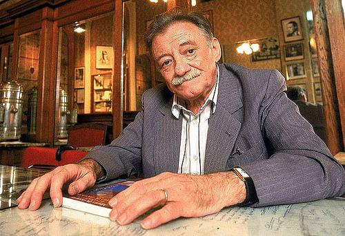 Mario Benedetti es uno de los escritores más leídos de Latinoamérica. (Foto Prensa Libre: Hemeroteca PL)