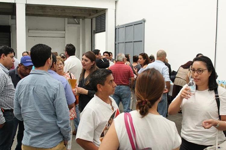 Forum Majadas, zona 11, será la nueva sede donde se celebrará la edición 2017 de Filgua (Foto Prensa Libre: Facebook).