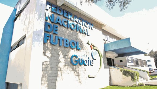 Fedefut fue beneficiada con ingresos por parte de Fifa y Concacaf. (Foto Prensa Libre: Hemeroteca PL)