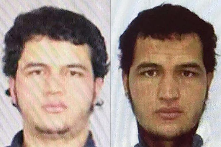 El presunto sospechoso Anis A., nacido en 1992 en Túnez.