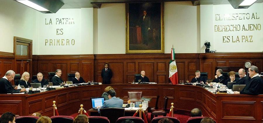 <em>La Suprema Corte de Justicia de México avaló este martes por mayoría de votos el derecho de las parejas homosexuales a adoptar .(Foto Prensa Libre: Internet).</em>