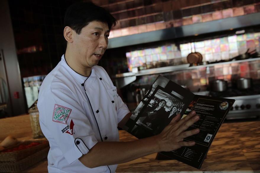 En el menú de los restaurantes de Hong Kong el 70% son mariscos. (Foto Prensa Libre: AFP).