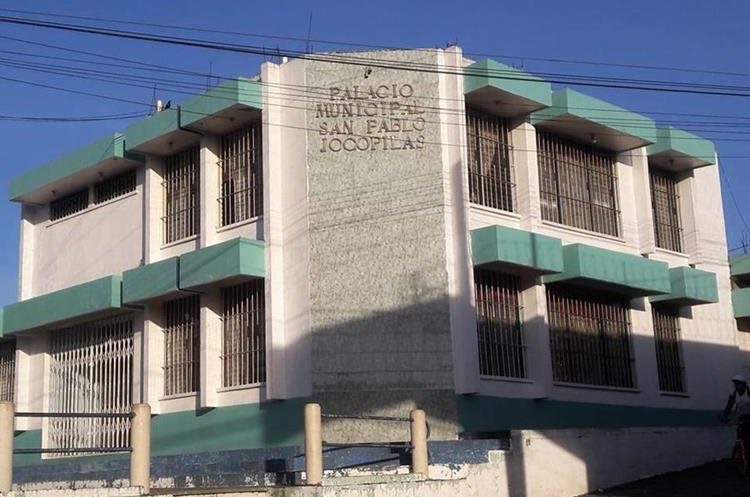 Las irregularidades se cometieron durante la administración municipal 2000 -2004. (Foto Prensa Libre: Cristian Soto)