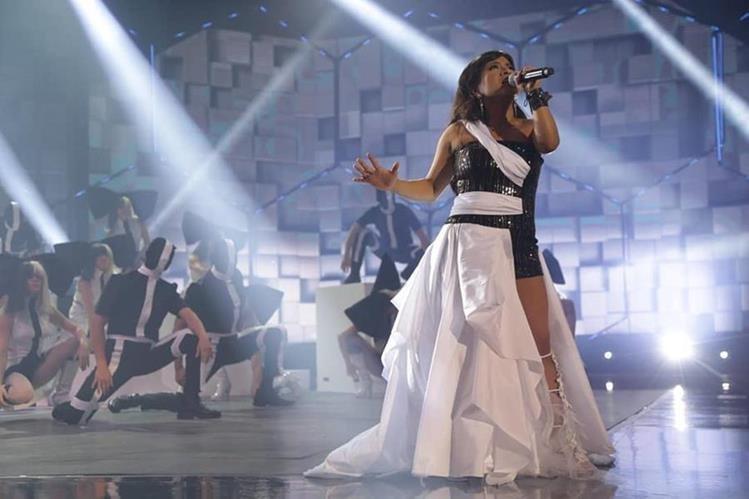 Paola Chuc es la ganadora de La Academia 2018. (Foto Prensa Libre: Facebook)