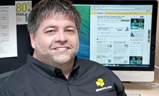 <em><em>Brian Short sería una de las víctimas halladas en la vivienda. Aquí aparece en la publicación de un periódico. </em>(Foto tomada del sitio: startribune.com).</em>