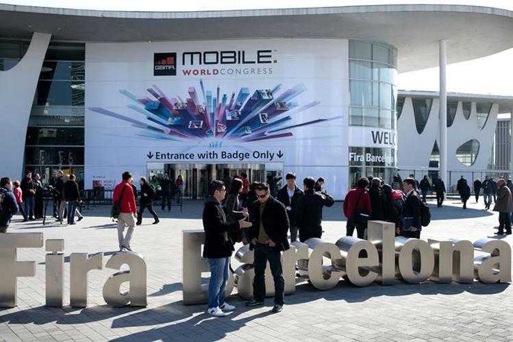 El Mobile World Congress se celebrará este año en Barcelona, España, del 27 de febrero al 2 de marzo. (Foto Prensa Libre: Manu Lozano).