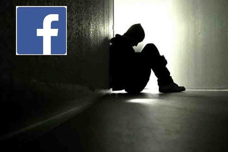 La red social Facebook ofrece una herramienta para ayudar a evitar un suicidio. (Foto Prensa Libre: HemerotecaPL)