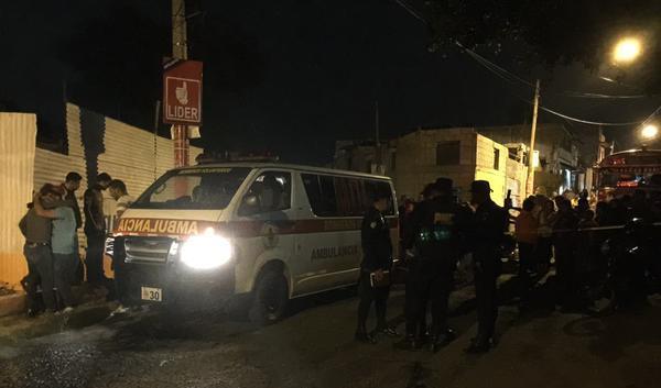 Alexis Wilfredo Solares Sarceño de 23 años, murió a balazos en la zona 3 de Boca del Monte. (Foto Prensa Libre: CVB)