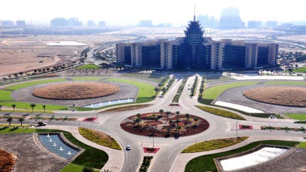 La ciudad tecnológica tiene una extensión de más de 7 kilómetros cuadrados. (Foto: DSO).