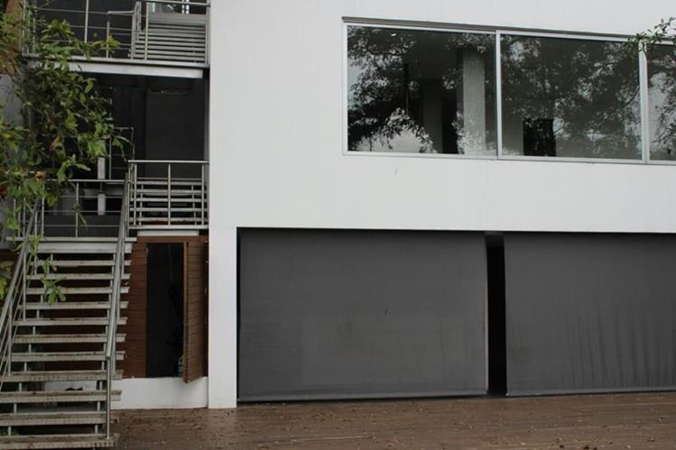 La casa que Roxana Baldetti tenía en Los Eucaliptos es parte de lo que se ha extinguido. (Foto Prensa Libre: HemerotecaPL)