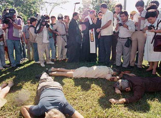 La matanza contra los jesuitas ocurrió el 16 de noviembre de 1989.