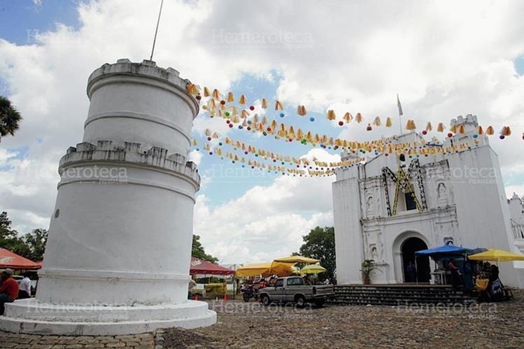 La Ermita del Cerro es la más antigua iglesia de la capital. (Foto: Hemeroteca PL)