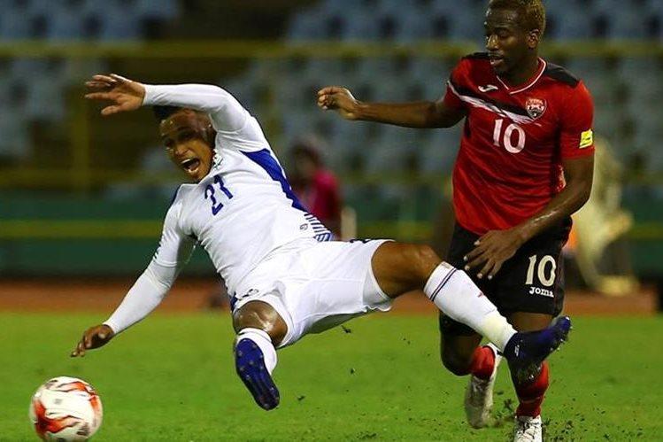 La Selección de Trinidad y Tobago derrotó 1-0 a Panamá y sumó sus primeros puntos de la hexagonal final de la Concacaf. (Foto Prensa Libre: Fifa)