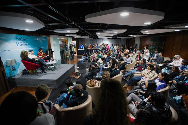 La FIL Guadalajara recibió a miles de visitantes. (Foto Prensa Libre: FIL)