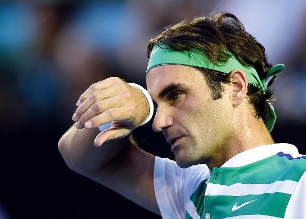 Roger Federer anunció que no estará en la cita de Roland Garros.