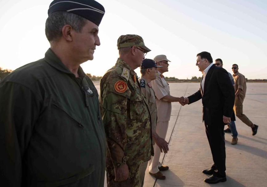 Autoridades libias preparan más ataques contra el Estado Islámico. (AFP)