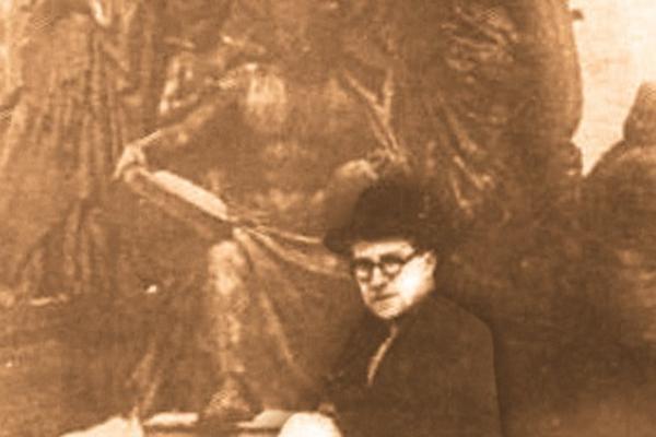 <p>El médico Federico Mora en Berlín, Alemania, cuando fue embajador de Guatemala en ese país, de 1928 a 1931 (Foto: Hemeroteca de Prensa Libre).</p>
