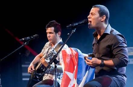 El grupo Buena Fe lanza su disco Soy, y será promocionado por Metamorfosis. (Foto Prensa Libre: Tomada de Facebook Buena Fe)