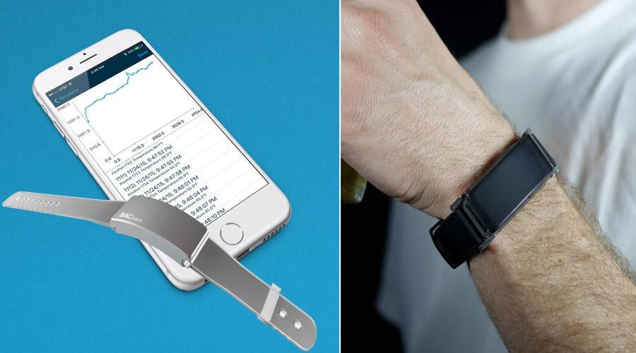 La pulsera envía datos en tiempo real a una aplicación móvil. (Foto: Hemeroteca PL).