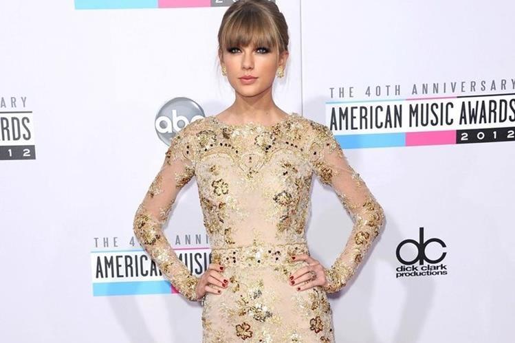 Swift tiene una nueva relación y en China apuestan por cuánto durará. (Foto Prensa Libre: Hemeroteca PL)