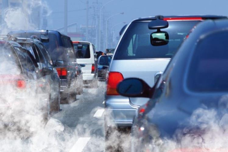 Los altos índices de contaminación afectan a la población. (Foto Prensa Libre: veoverde.com)