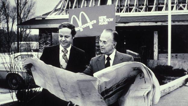El director ejecutivo de McDonald