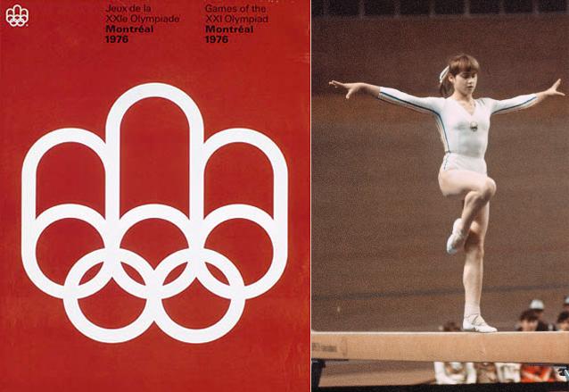 Nadia Comaneci fue la figura de los Juegos Olímpicos de Montreal, Canadá 1976. (Foto: Hemeroteca PL)