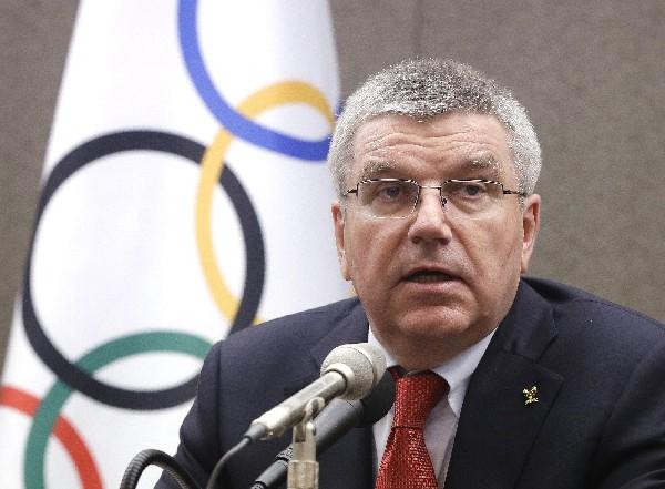 Thomas Bach, presidente del Comité Olímpico Internaciona. (Foto Prensa Libre: Hemeroteca PL)